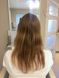 hairextensions voor