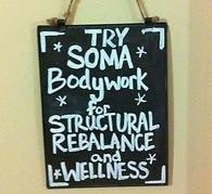 Soma Bodywork, Massage, and Structural Integration with Kristen Hart, Licensed Massage Practitioner and Certified Soma Practitioner.