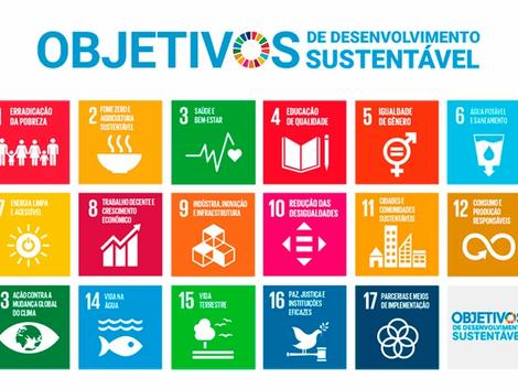 ODSs: objetivos, metas e indicadores.