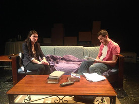 Dying City  by Christopher Shinn Directed by Tim Rheiner