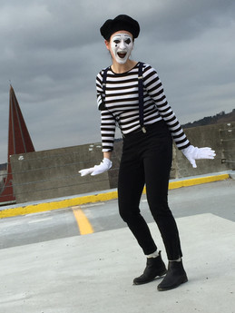 Mime and Punishment Written and Directed by Walker Dowd-Whipple