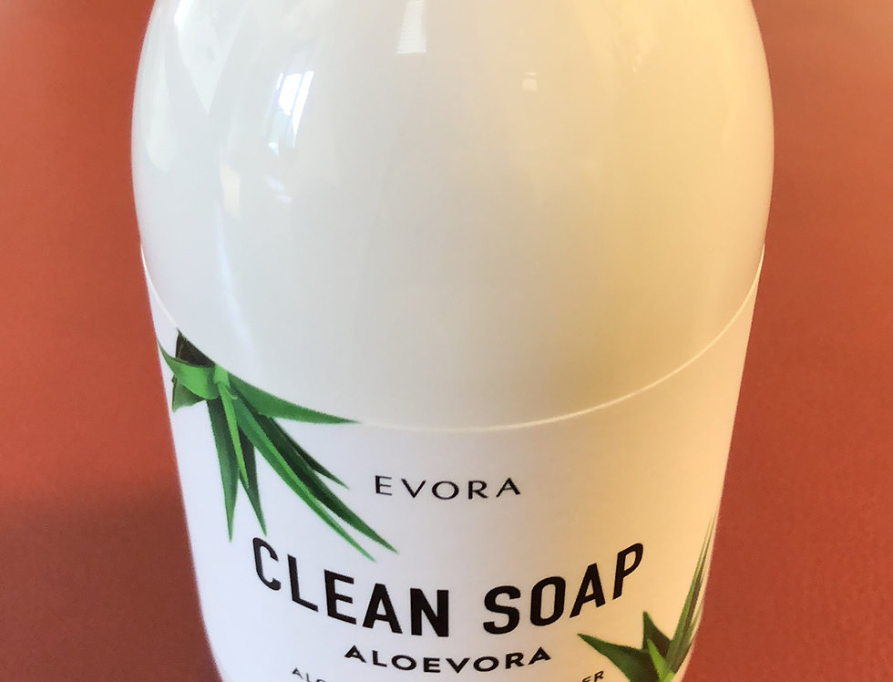 ALOE VERA Cream Soap