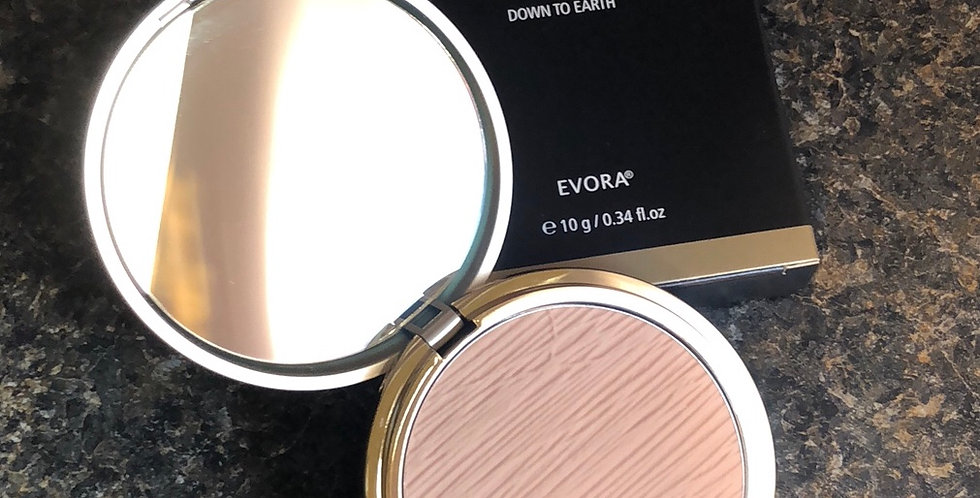Compact Powder-Down to Earth