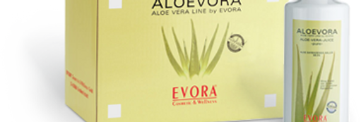 ALOE VERA Juice with Honey 6-PACK