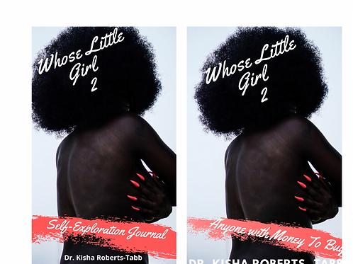 Whose Little Girl 2 Book & Journal