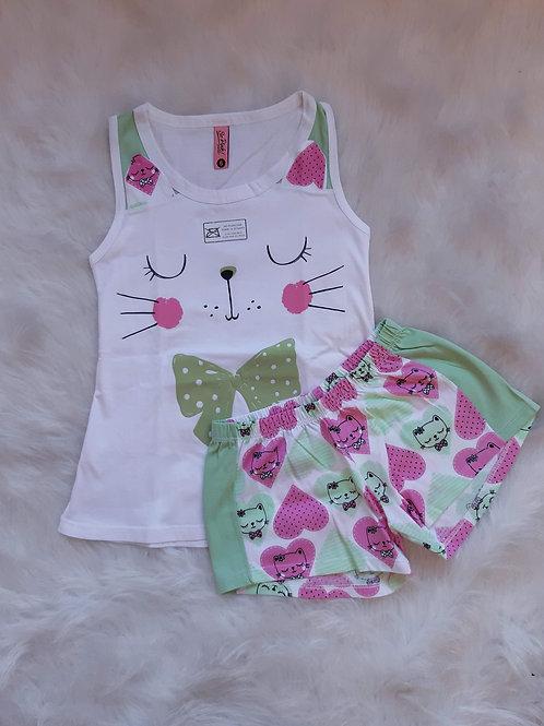 Pijama Nena Kitten