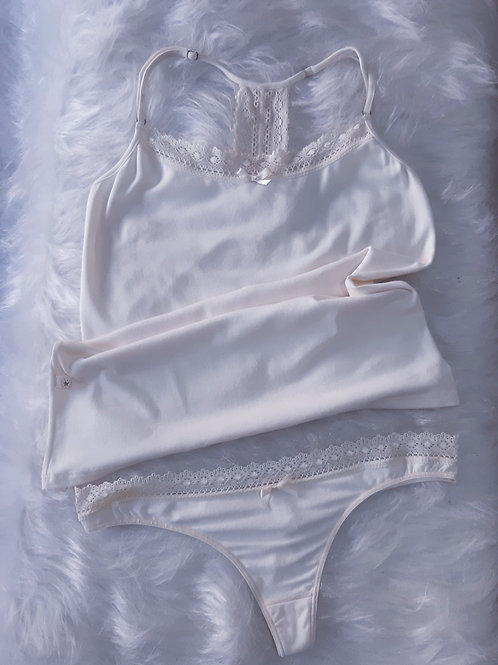 Musculosa + Colaless