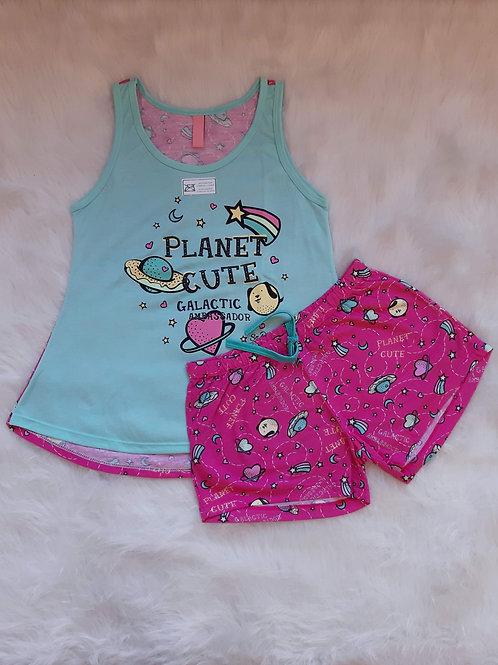 Pijama Nena Galaxy
