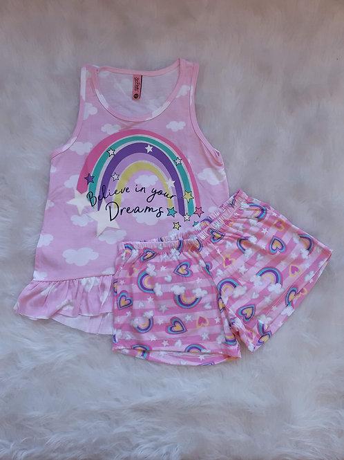 Pijama Nena Rainbown
