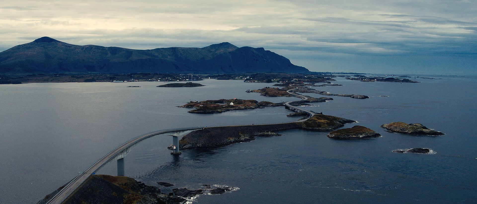 The Atlantic Osean Road