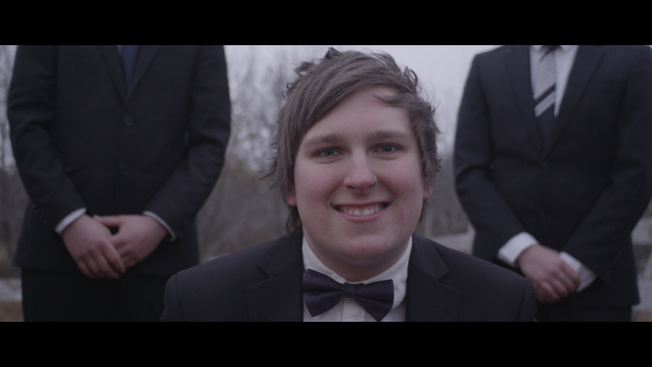 Fra Nord-Norge til Smøla for å spille inn musikkvideo.