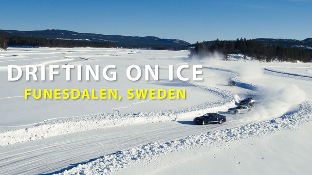 Drifting on ice Funesdalen