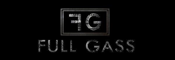 Full Gass -LOGO v4 -FG Full Gass RIKTIG