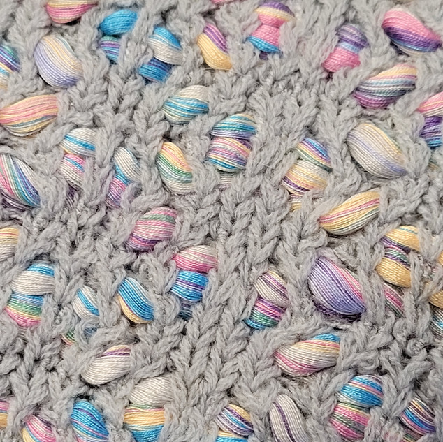 knitting with a twist