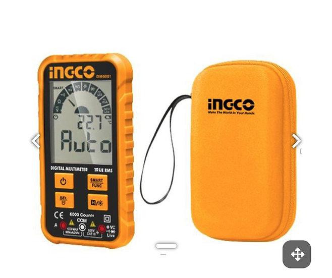 Multímetro Digital Ingco