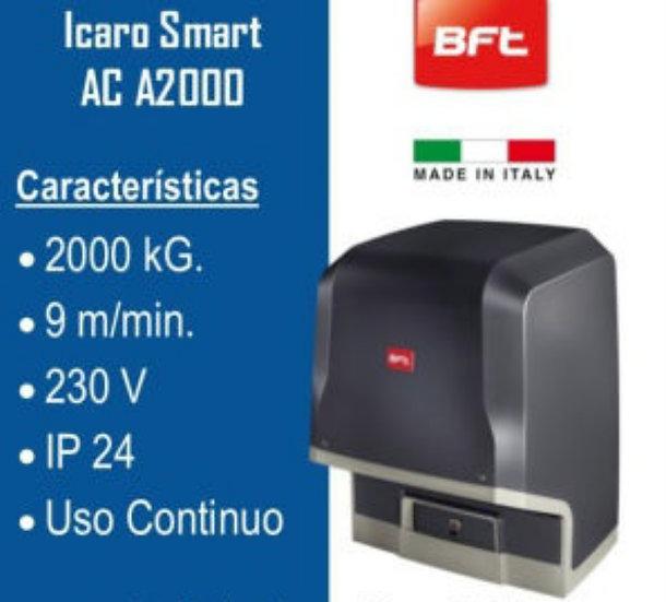 BFT ICARO AC 2000 KG
