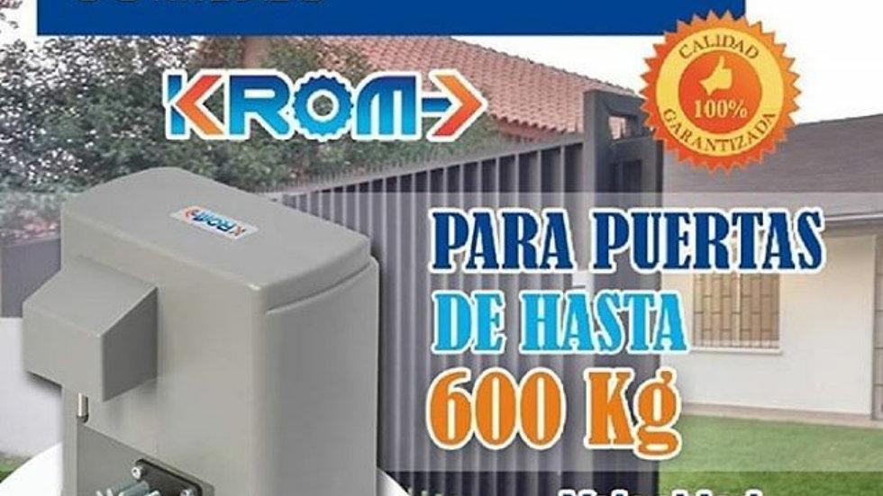 Motor Krom 600 klg