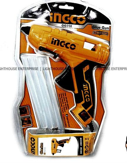 Pistola Silicon Eléctrica 25w Ingco