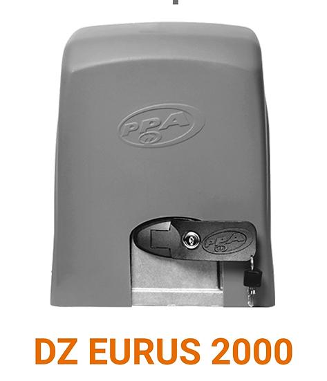 Motor Corredizo Dz Eurus 2000 kg