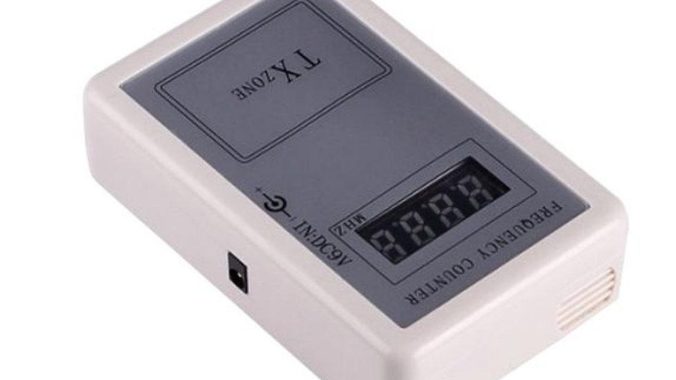 Mini Frecuencimetro 250-450 MHZ