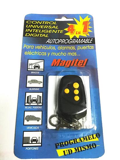 Control Inteligente Magitel