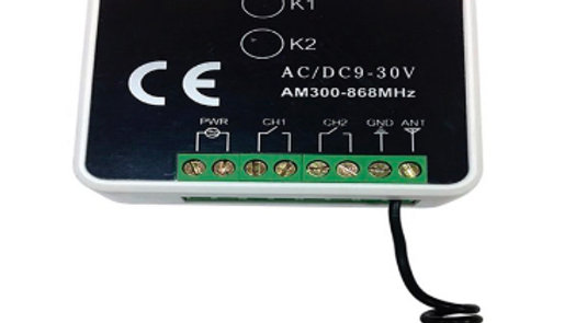 Receptor Multifrecuencia 402pc-mf