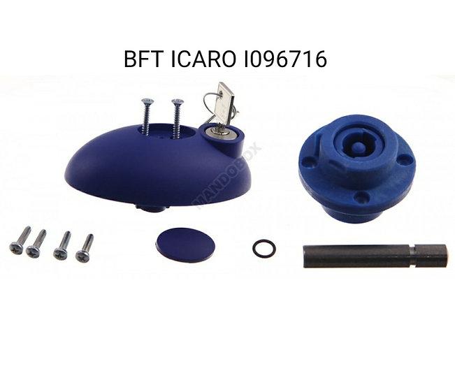 Desbloqueo Motor ICARO BFT