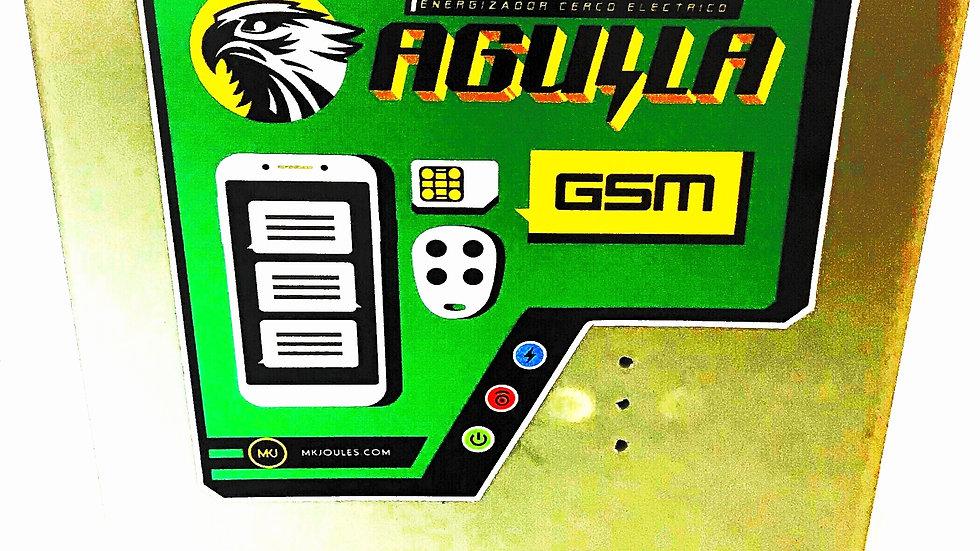 Energizador Cerco 2000 mt GSM