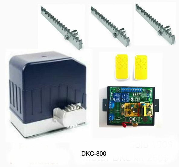 Kit Motor DKC400 COMPLETO P/INSTALAR