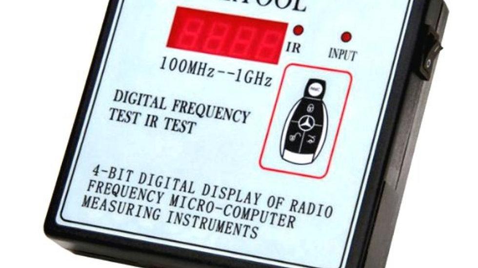 Mini Frecuencimetro 100 MHZ a 1 GHZ