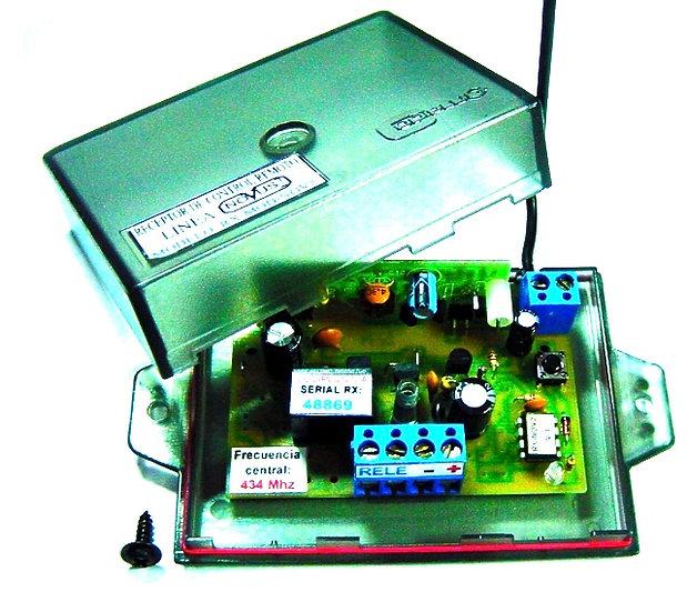 Receptor Externo Clonex Codiplug