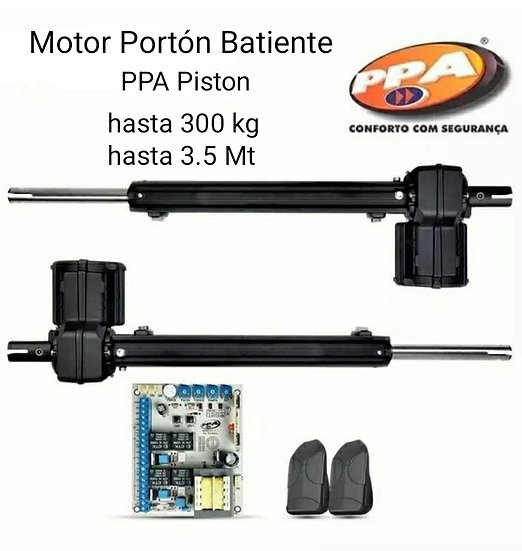 Kit 2 Motor Batiente PPA