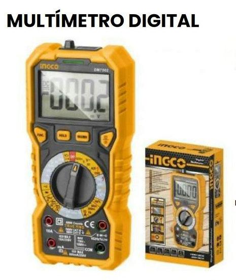 Multímetro Digital DM7502