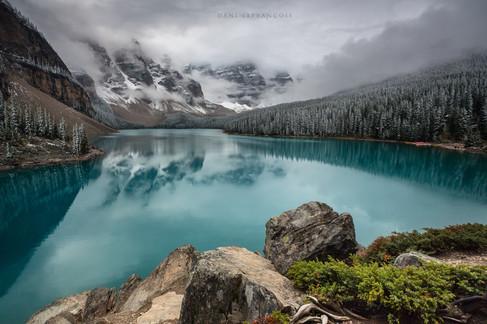 Moody Mountain Lake