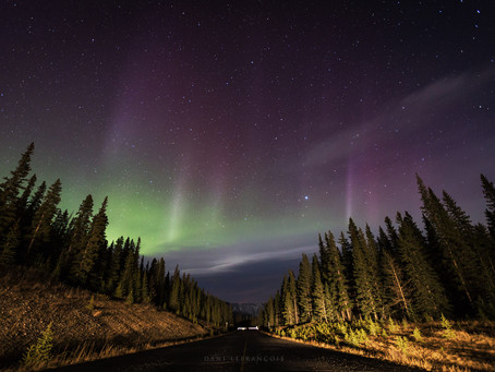 HOW TO GUIDE - Shooting the Northern Lights