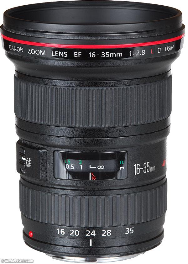 Canon 16-35L f2.8