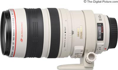 Canon 100-400L f4.5-5.6