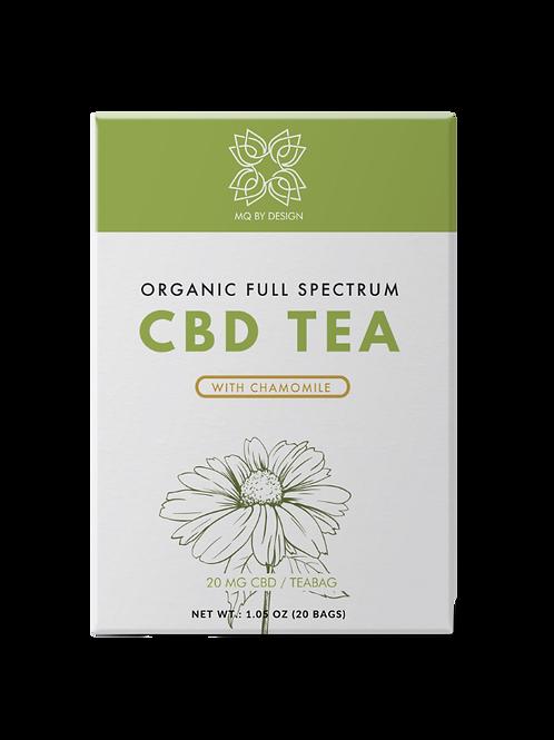 CBD-infused Tea (20 Bags)
