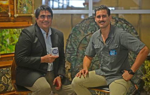 La Silla con periodista deportivo Diego