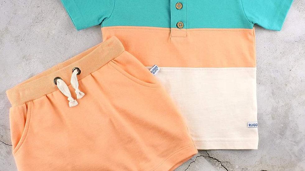 Baltic Color Block Shirt