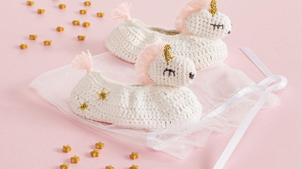 Unicorn Booties