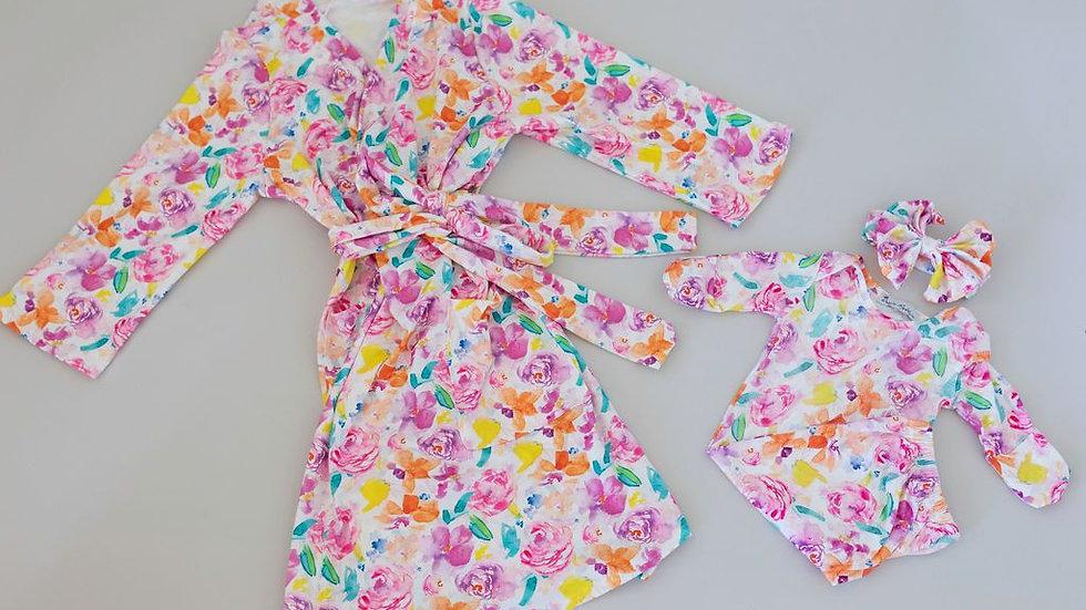 Summer Ladies Robe