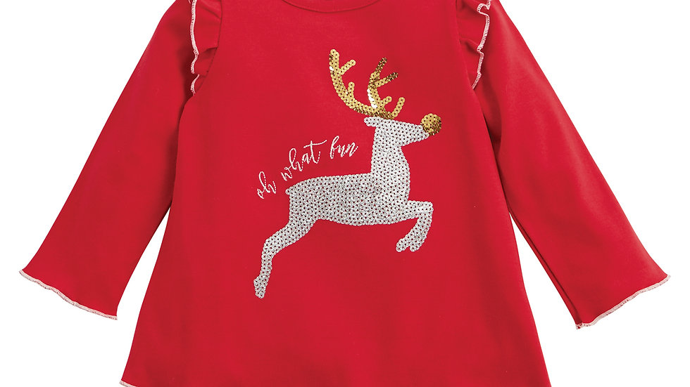 Reindeer Dazzle Tunic