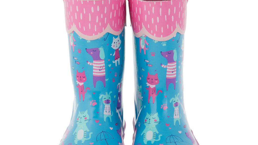 Cats & Dogs Rain Boot