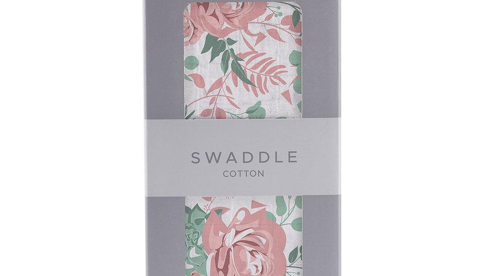 Desert Rose Swaddle