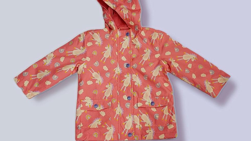 Lexi Unicorn Rain Coat
