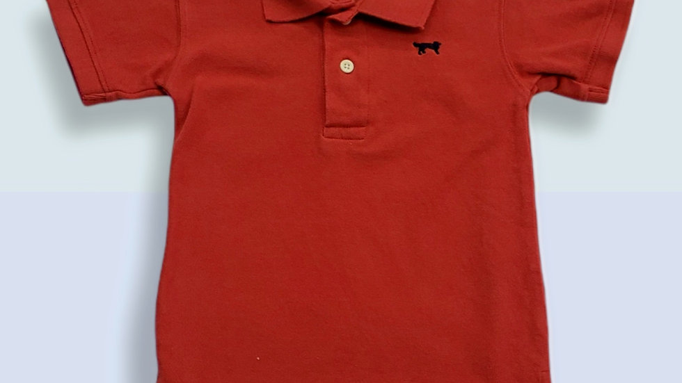 Classic Polo Nantucket Red