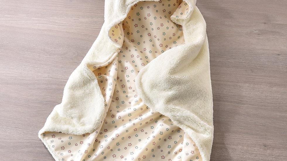 Llama Hooded Bath Towel