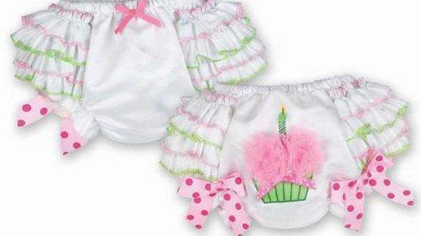 Her 1st Birthday Diaper Cover