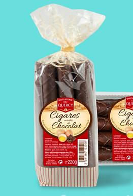 🇫🇷  CIGARES CHOCOLAT 220g